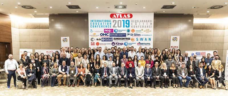 Atlas & Edcon Uluslararası Eğitim Konferansı 2019
