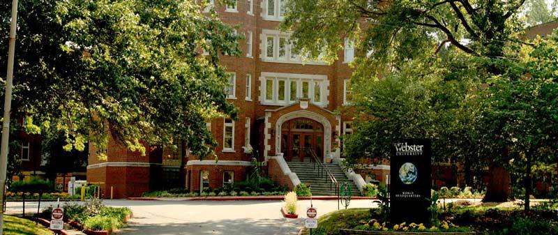 Webster Üniversitesi öğrencilerine %20 burs veriyor!
