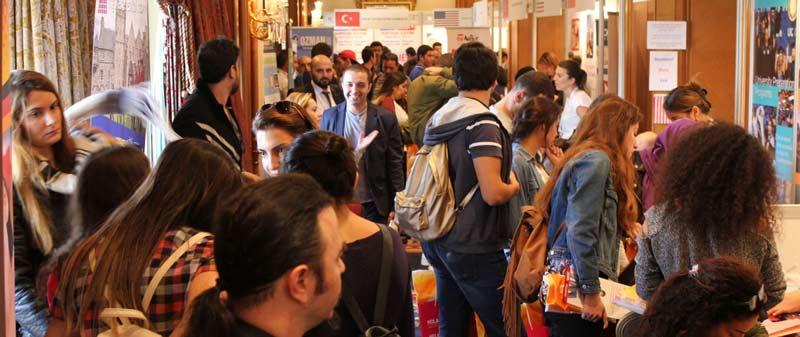 Akare Yurtdışı Eğitim Fuarları Başlıyor