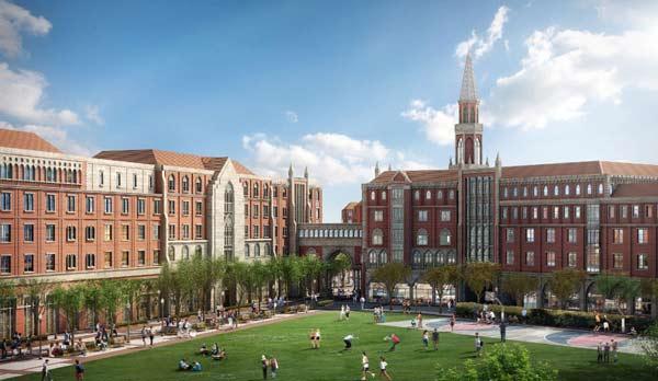 University of Southern California International Academy