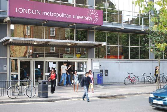 London Metropolitan Üniversitesi ile Öğrenci Görüşmelerine Davetlisiniz