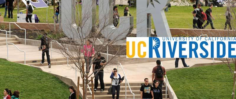 University of California Riverside ile Öğrenci Görüşmelerine Davetlisiniz