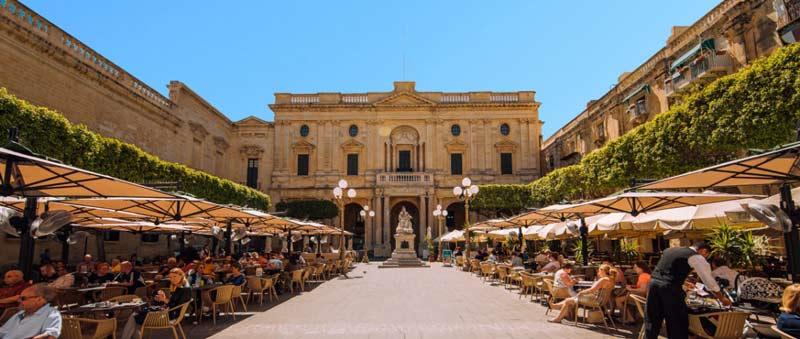 Malta'da Dil Öğrenmenin Keyfi