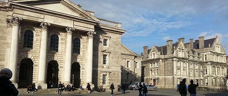 Atlas Danışmanı İrlanda Okullarını Ziyaret Etti