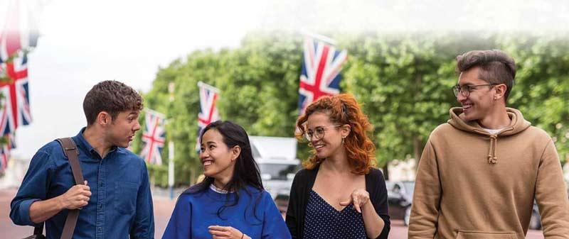Londra'nın Kalbinde Eğitim Bayswater College