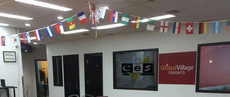 İngiltere'nin İyi Dil Okullarından CES Artık Kanada'da
