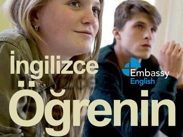 Communication Skills (iletişim Becerilerinizi) Embassy English'te Geliştirebilirsiniz