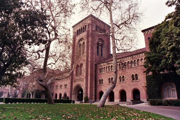Southern California Üniversitesi(USC) The International Academy