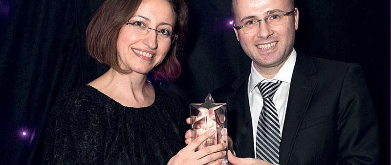 Doğu Avrupa'da Yılın Acentası Ödülüne Yeniden Adayız