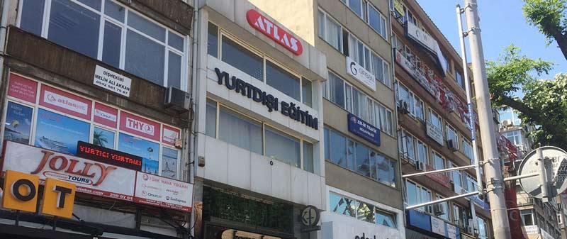 Beşiktaş'ta da Hizmetinizdeyiz