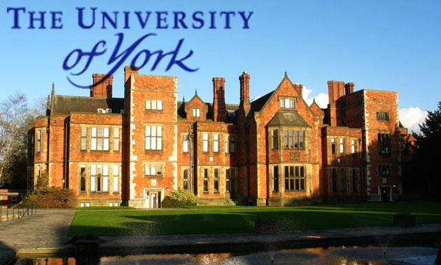 York Üniversitesi İngiltere'nin En İyi Uluslararası Üniversitesi Seçildi