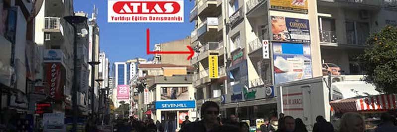 İzmir ofisimiz artık Kıbrıs Şehitleri Caddesinde