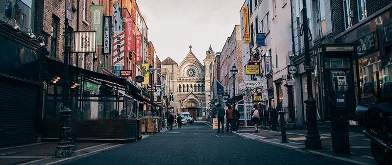 İrlanda'da İndirimi Şimdi Yakala Eğitime Eylül'de Başla