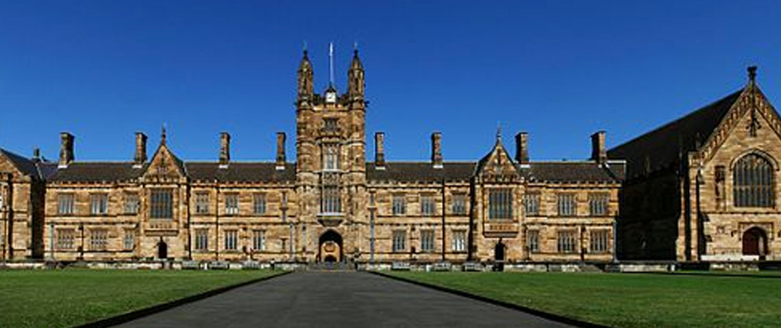 Dünyanın en iyi üniversitelerinden Sydney Üniversitesinde 25-28 Mayıs tarihleri arasında ücretisiz Online Dersler'e davetlisiniz