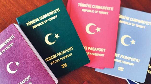 Pasaport alma sürecinde değişiklik