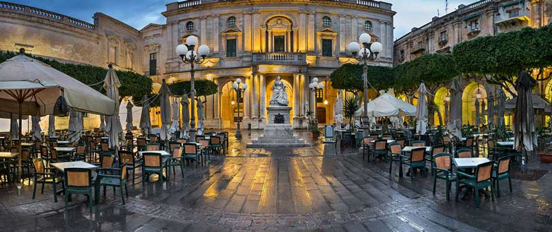 Malta'da Dil Eğitimi Alırken Çalışabilirsiniz